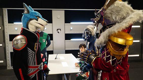 Next Time on Uchu Sentai Kyuranger: Episode 18