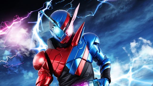 Kamen Rider Build Cast Revealed at Press Conference