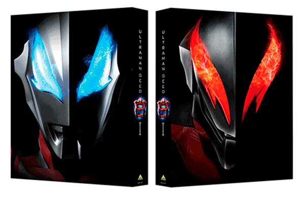 Ultraman Geed Blu-Ray Box Sets Announced