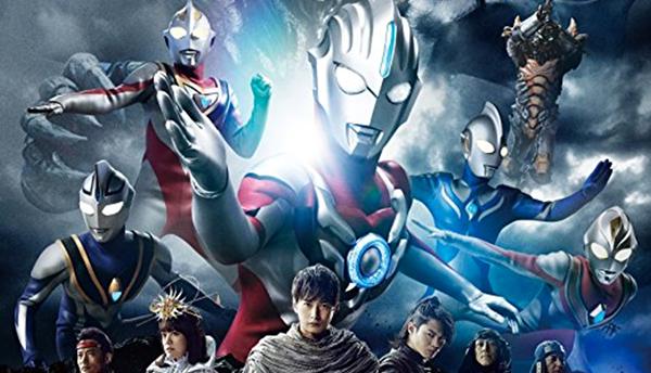 Ultraman Orb The Origin Saga Blu-Ray and DVD Announced