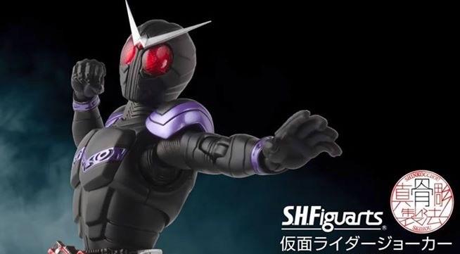 S.H.Figuarts Shinkocchou Seihou Kamen Rider Joker Announced