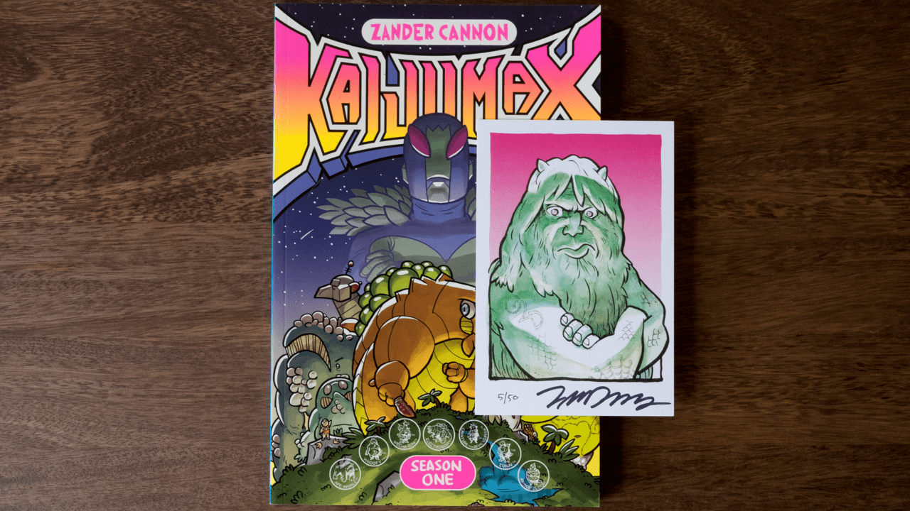 Quarterly Comics Puts Together Special Kaijumax Release