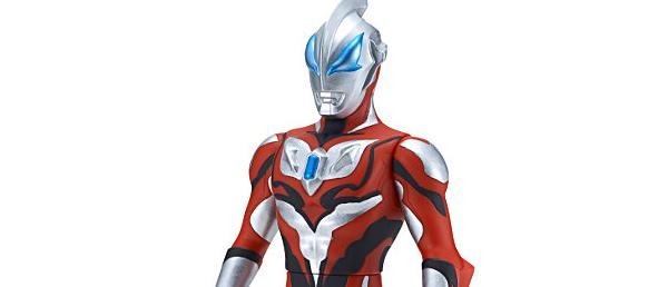 Tsuburaya Productions Announces Ultraman Geed Primitive BIG Soft Vinyl Figure