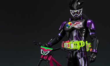 S.H.Figuarts Kamen Rider Genm Announced as Tamashii Nation 2017 Exclusive