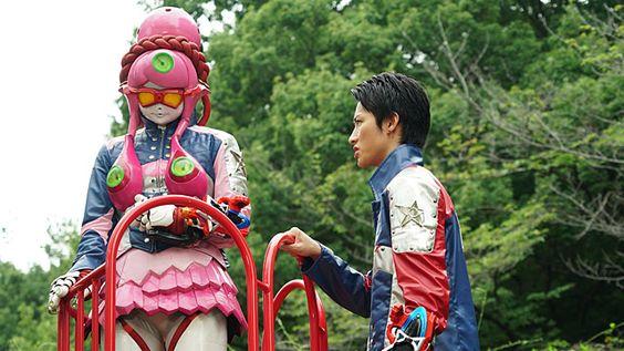 Next Time on Uchu Sentai Kyuranger: Episode 32
