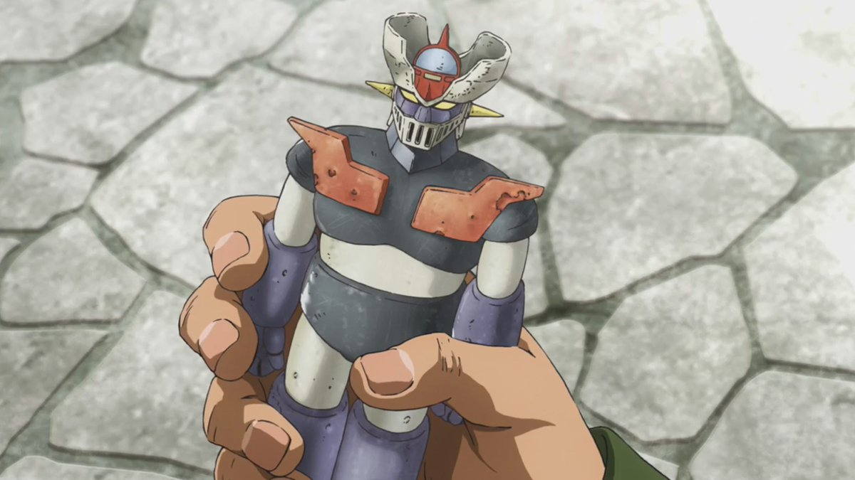 Viz Media Licenses Mazinger Z: Infinity and Announces 2018 North American Release