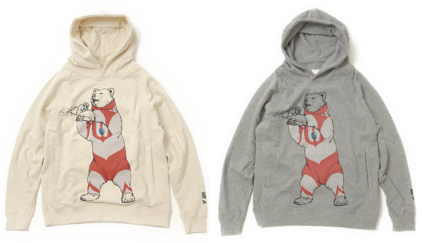 New Items Added to the Ultraman x Go Slow Caravan Clothing Line