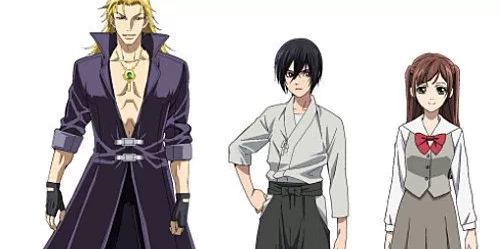 Sword Gai: The Animation Unveils New Visual and Cast