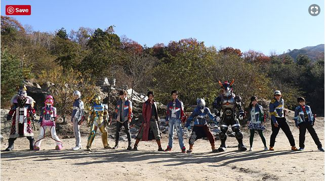 Next Time on Uchu Sentai Kyuranger: Episode 48
