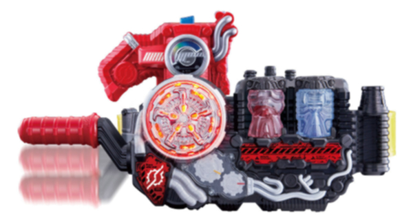 Kamen Rider Build February 2018 Toy Roundup