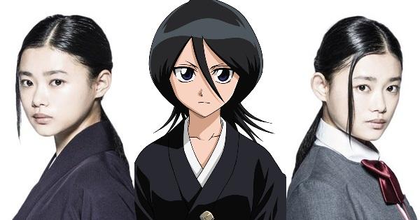 Hana Sugisaki Cast as Rukia Kuchiki for Live-Action Bleach Film Adaptation