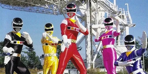 Denji Sentai Megaranger DVD Box Set Announced