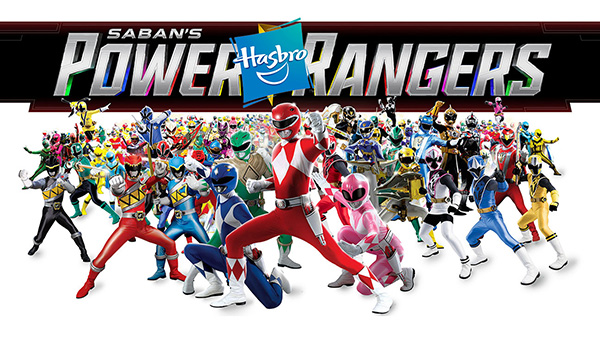 Hasbro Obtains Toy License for Power Rangers
