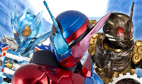 Kamen Rider Build Special Event Announced
