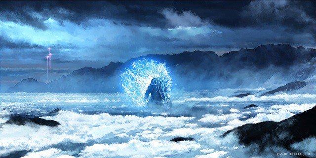 Godzilla: Kessen Kidō Zōshoku Toshi Set For May 18th Premiere