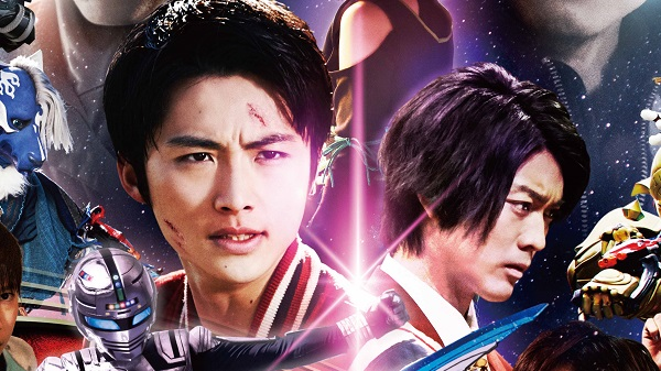 Toei Releases New Trailer for Uchu Sentai Kyuranger vs. Space Squad