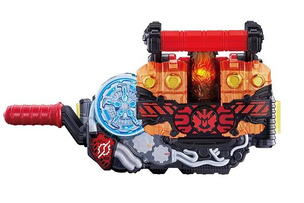 Kamen Rider Build April 2018 Toy Roundup
