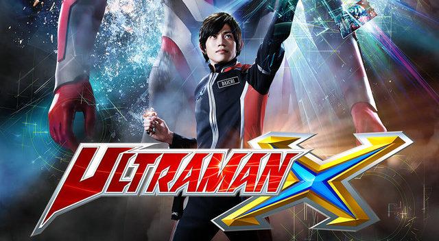 TOKU To Air Ultraman X In May