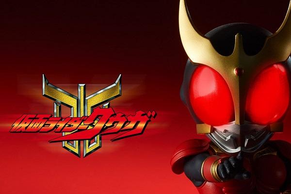 DefoReal Kamen Rider Kuuga Figurine Announced