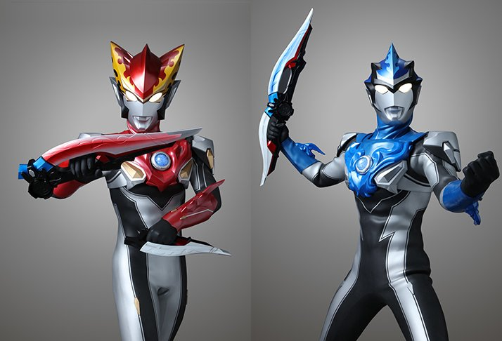 Ultraman R/B Press Presentation to be Live Streamed on June 7th