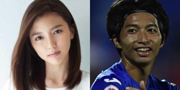 Kamen Rider Fourze's Erina Mano Marries Pro Soccer Player Gaku Shibasaki
