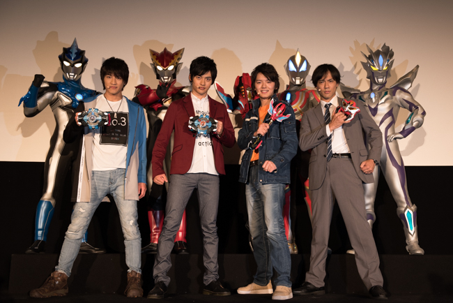 "Ultraman Geed Passes the Torch in ""Grand Finale"""