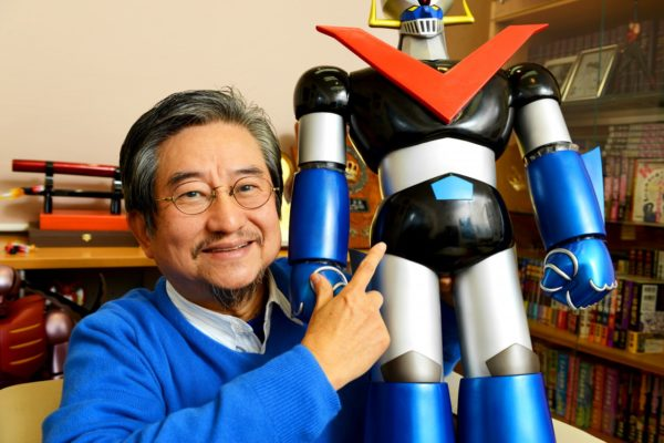 Go Nagai to appear as Guest of Honor at Anime Expo 2018