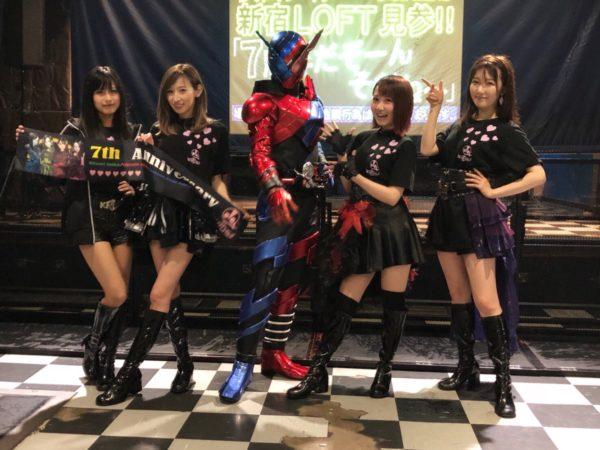 Kamen Rider Girls to Perform Kamen Rider Build's Newest Insert Theme