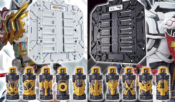 DX Lost Fullbottle Set Revealed