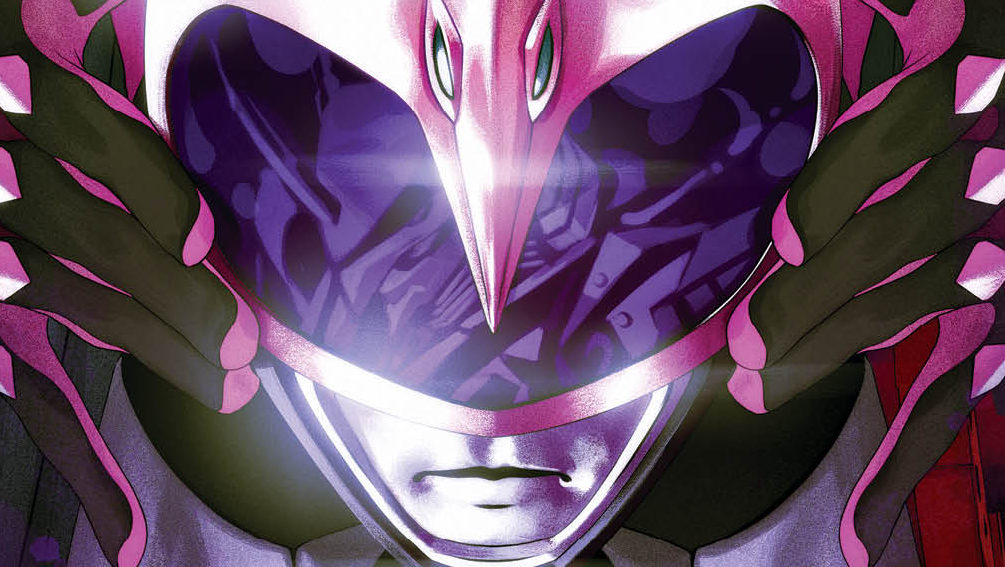 BOOM! Studios Unveils Exclusive Power Rangers Merch for SDCC.