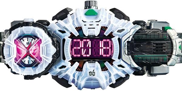 Kamen Rider Zi-O Initial Toy Roundup