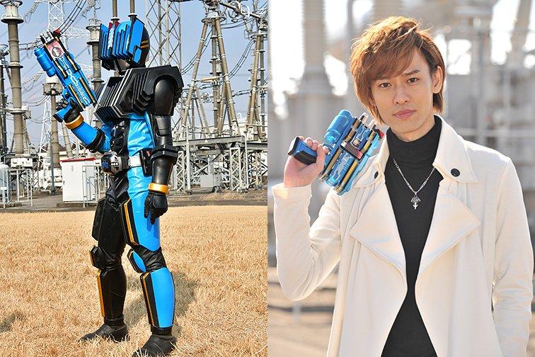 Kamen Rider Diend Akan Kembali di Kamen Rider Zi-O!