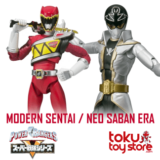 Modern Sentai / Neo Saban Era (2010-Now)
