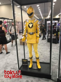Dino Thunder Yellow