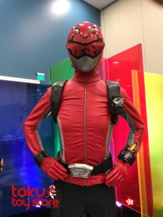 Red Ranger 01