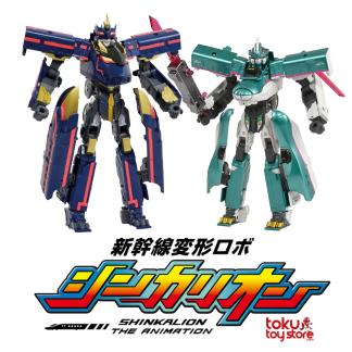 Shinkansen Henkei Robot Shinkalion