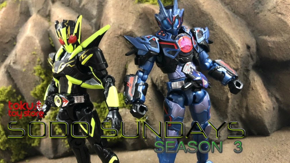 Check out the latest episode of SODO Sundays, exclusive to the Toku Toy Store YouTube Channel! Scroll down for details.