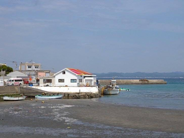 波佐間漁港