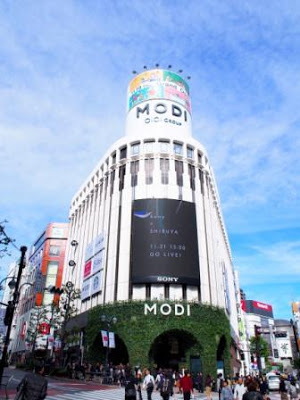 A List of 8 + 7 Shopping Centers in Shibuya, Tokyo, Japan