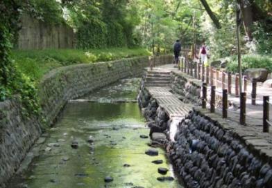 Tumulus in Tokyo City – A Trip to Todoroki Ravine & Noge-Otsuka Kofun
