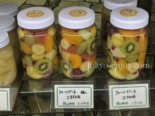 近江屋洋菓子店 フルーツポンチ