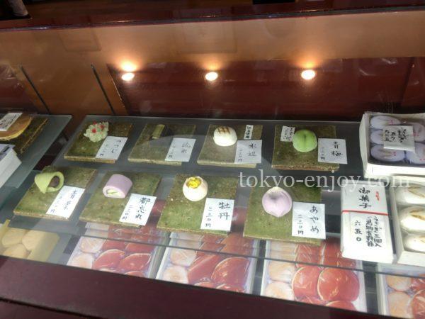 上野うさぎや 生菓子