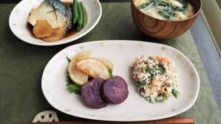 10月の料理クラスは和食