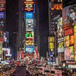 2018年→2019年 ニューヨークの年越しイベント