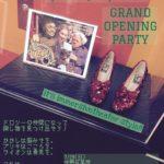 speakeasy OZ GRAND OPENING PARTY