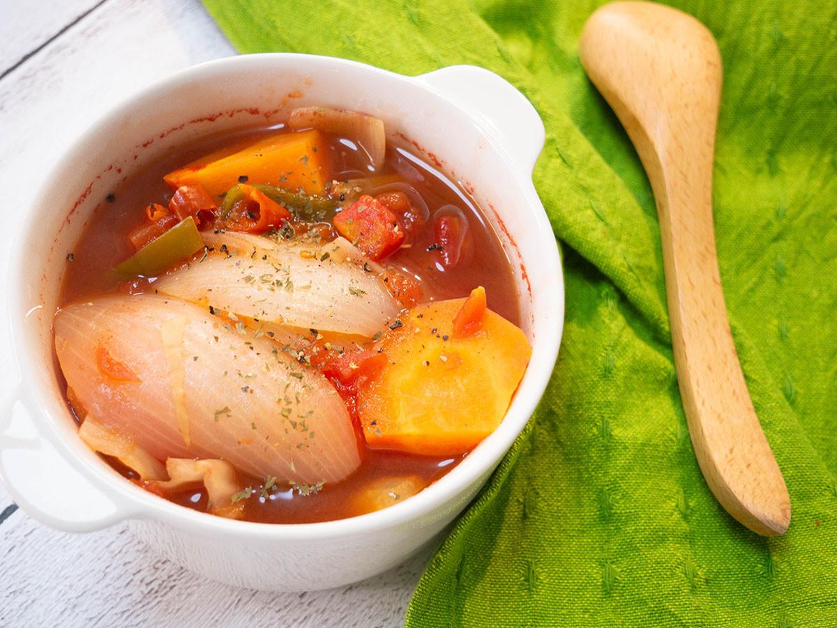 番茄減肥湯|低卡路里湯品 by 日本男子小廚房 - かず - 愛料理