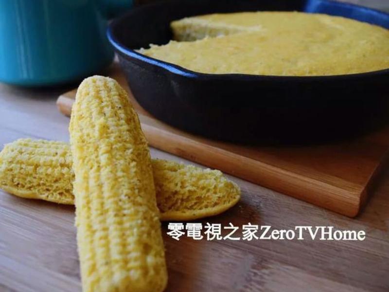 超簡單!一種材料自製天然玉米粉(黃色) by 零電視之家ZeroTVHome - 愛料理