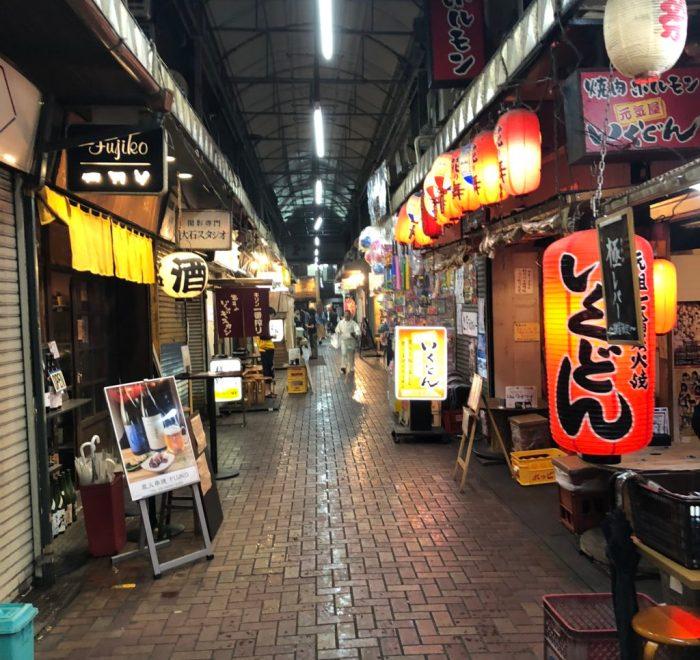 sangenjaya alleys