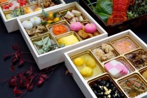 osechiryori winter japan food