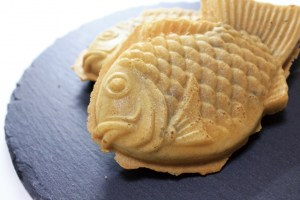 taiyaki sweets and desserts